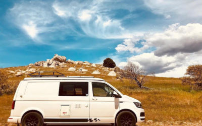 Handy apps for road tripping & camping