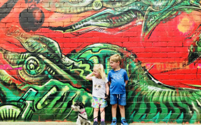 Driving between Sydney & Melbourne with kids