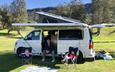 Places to camp within 3.5 hours of Sydney