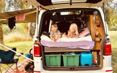 Things to see & places to camp on the inland road between Sydney and Brisbane