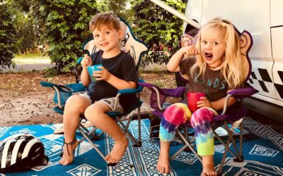 Gear that makes camping with kids easier
