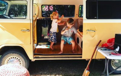 Easy outdoor activities for kids (that are perfect for camping)