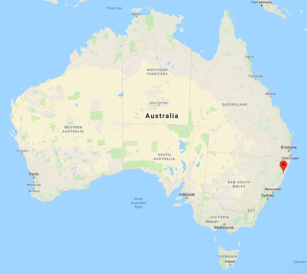 Bellingen NSW